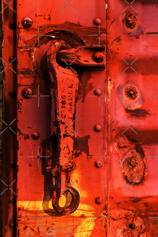 The Red Latch by Lisa Putman