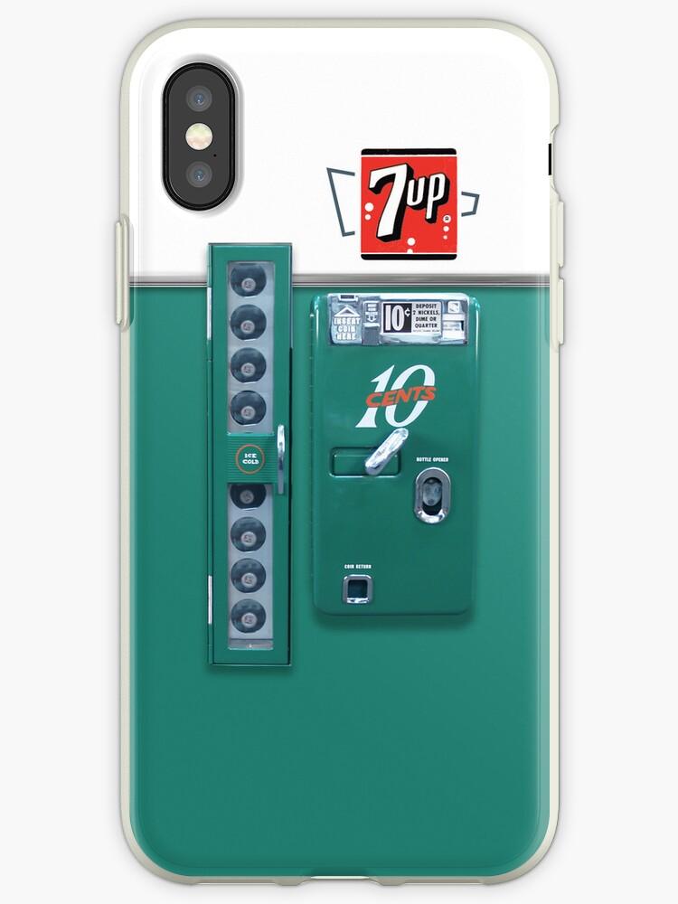 Vintage 7-Up Vending Machine by Scriptron