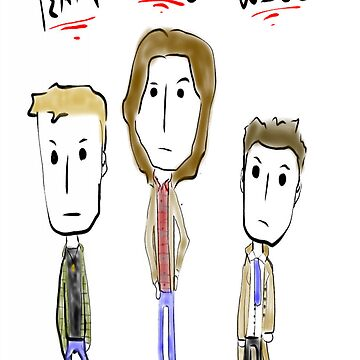 Team Free Will by vulcandetective