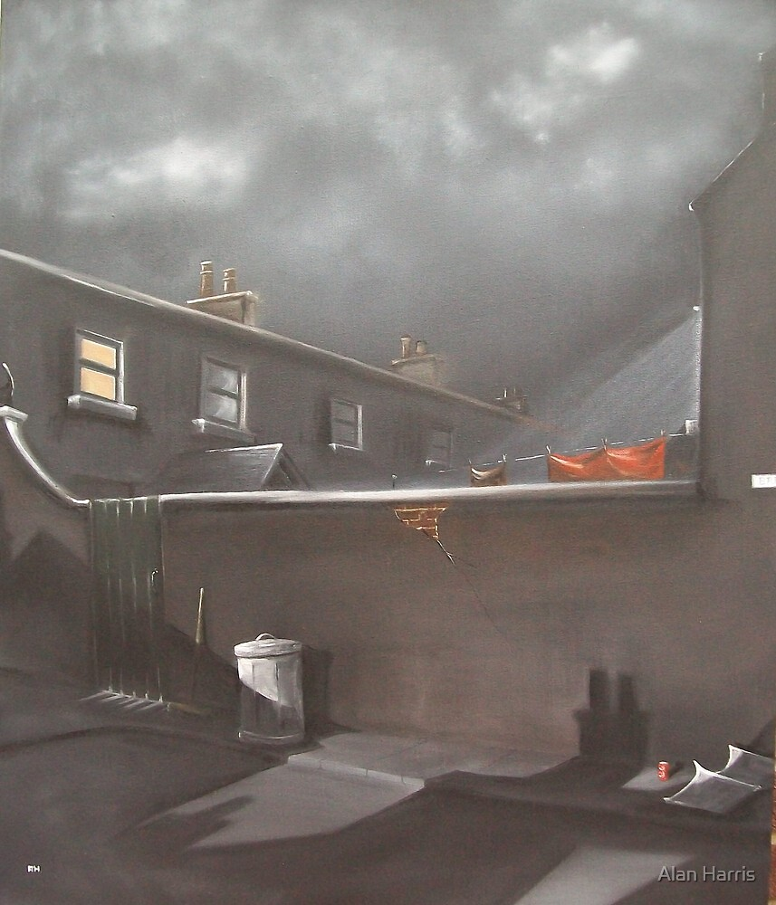"""Brick Lane"" by Alan Harris"