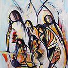 Weeping Women by Reynaldo