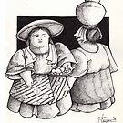 TWO WOMEN by palma tayona