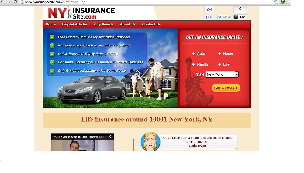 Rather simple Tutorial The way Pick a quality Life insurance policy  by cangkiros