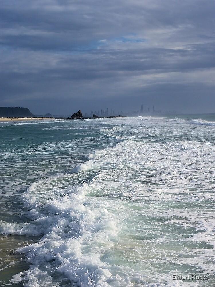 Seascape 3 by Stuart Rocks