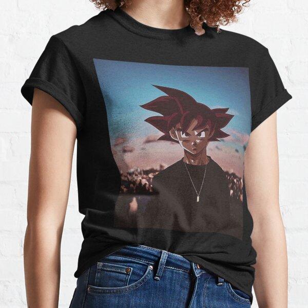 Límites de Goku $ Camiseta clásica