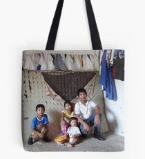 """make poverty history"" - hacer probreza historia Tote Bag"