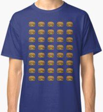 Many Cheeseburgers Classic T-Shirt