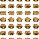 Many Cheeseburgers by pondlifeforme