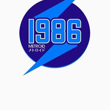 1986 by sietepe