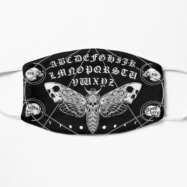Death Moth Spirit Board Flat Mask