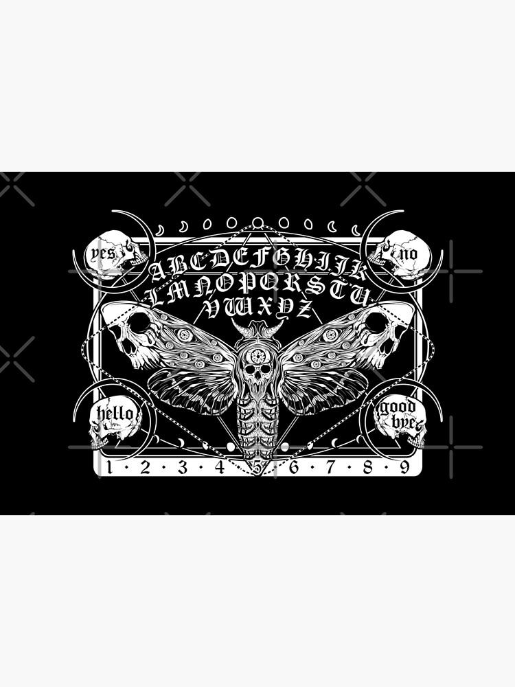 Death Moth Spirit Board by VonKowen