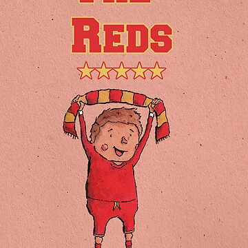 The Reds by CalumMargetts