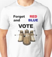 Vote Dalek! T-Shirt