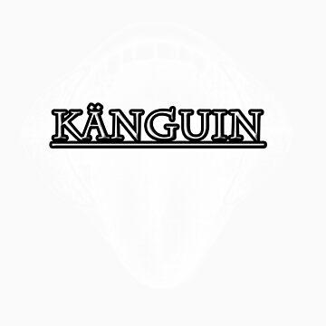 Känguin by spiralofnoise