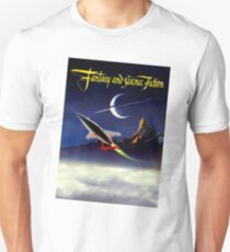 Fantasy & Science Fiction Fan Unisex T-Shirt