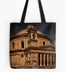 Malta - Rotunda of Mosta Tote Bag