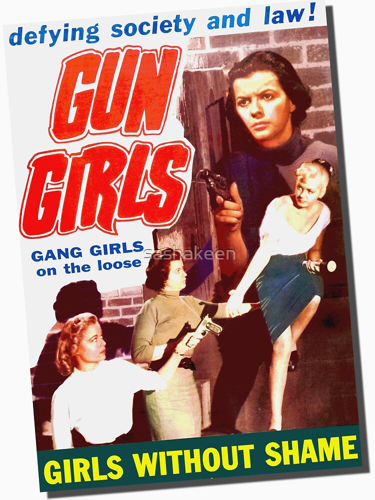 Gang Deb Gun Girls de sashakeen