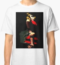 Devil With A Red Dress Classic T-Shirt