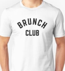 BRUNCH CLUB Unisex T-Shirt