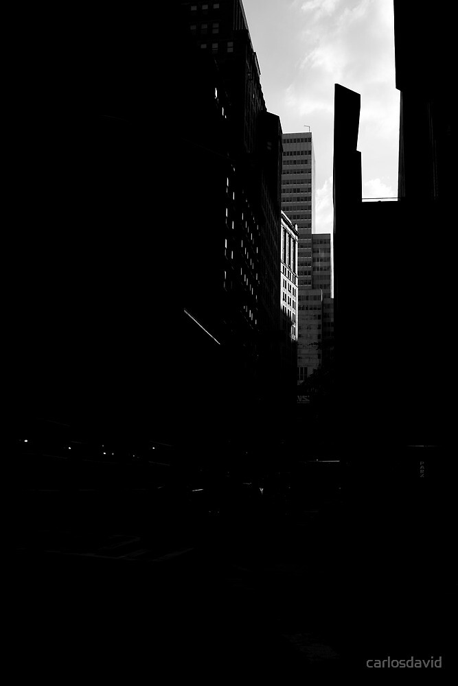 Downtown New York 05  by carlosdavid