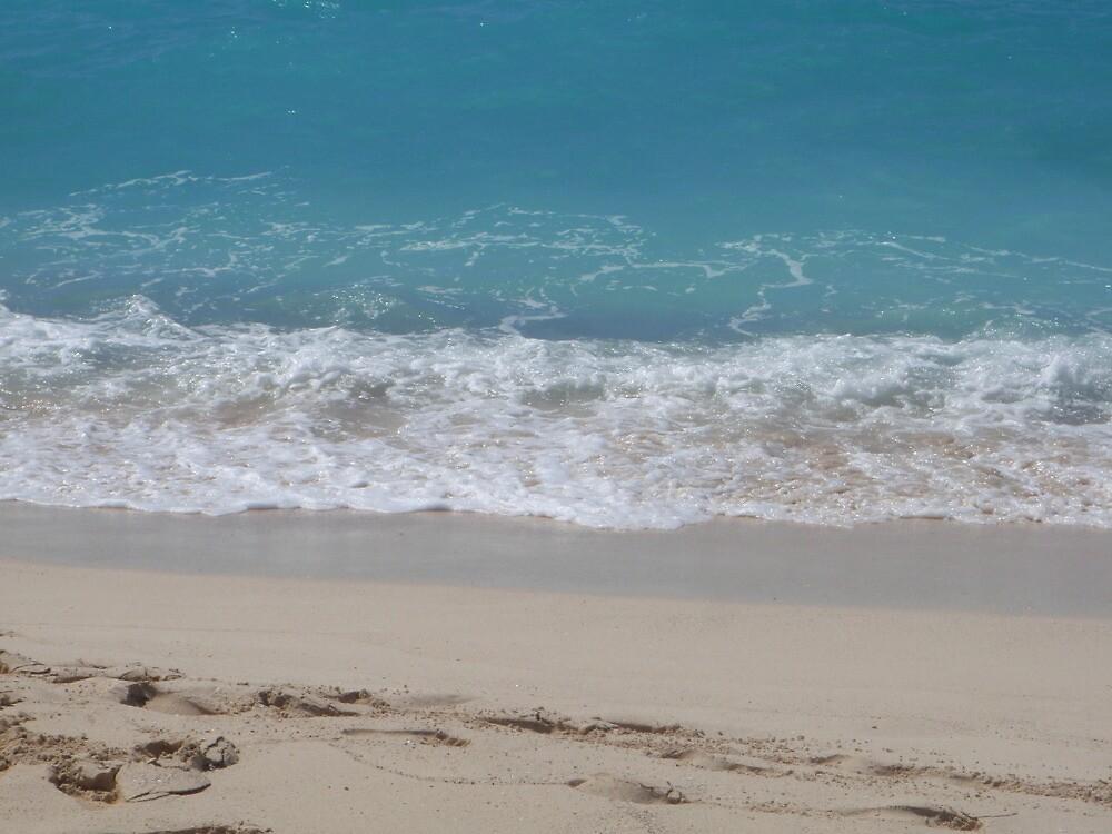 The Beach by SenskeArt