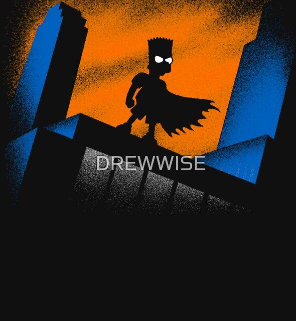 BARTMAN BEGINS by DREWWISE