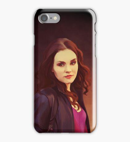 Meg 2.0 iPhone Case/Skin