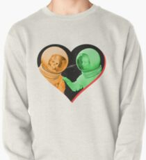 Love & Death Space Style Pullover