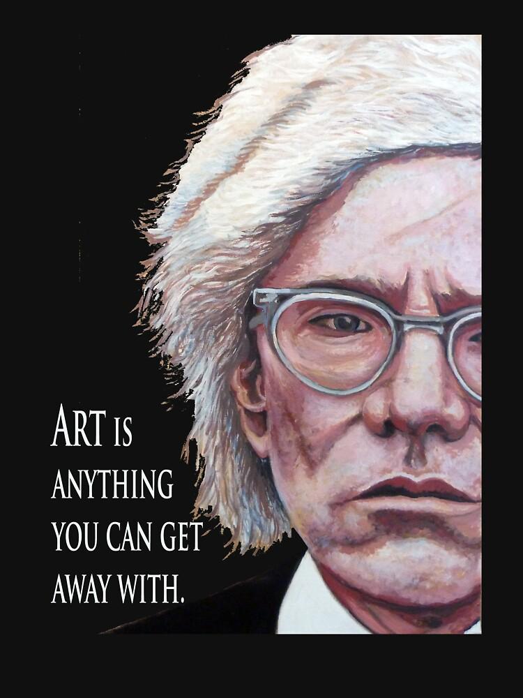 Mr. Warhol by donnaroderick