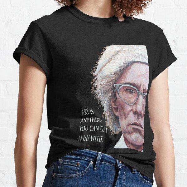 Mr. Warhol Classic T-Shirt
