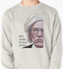 Mr. Warhol Pullover