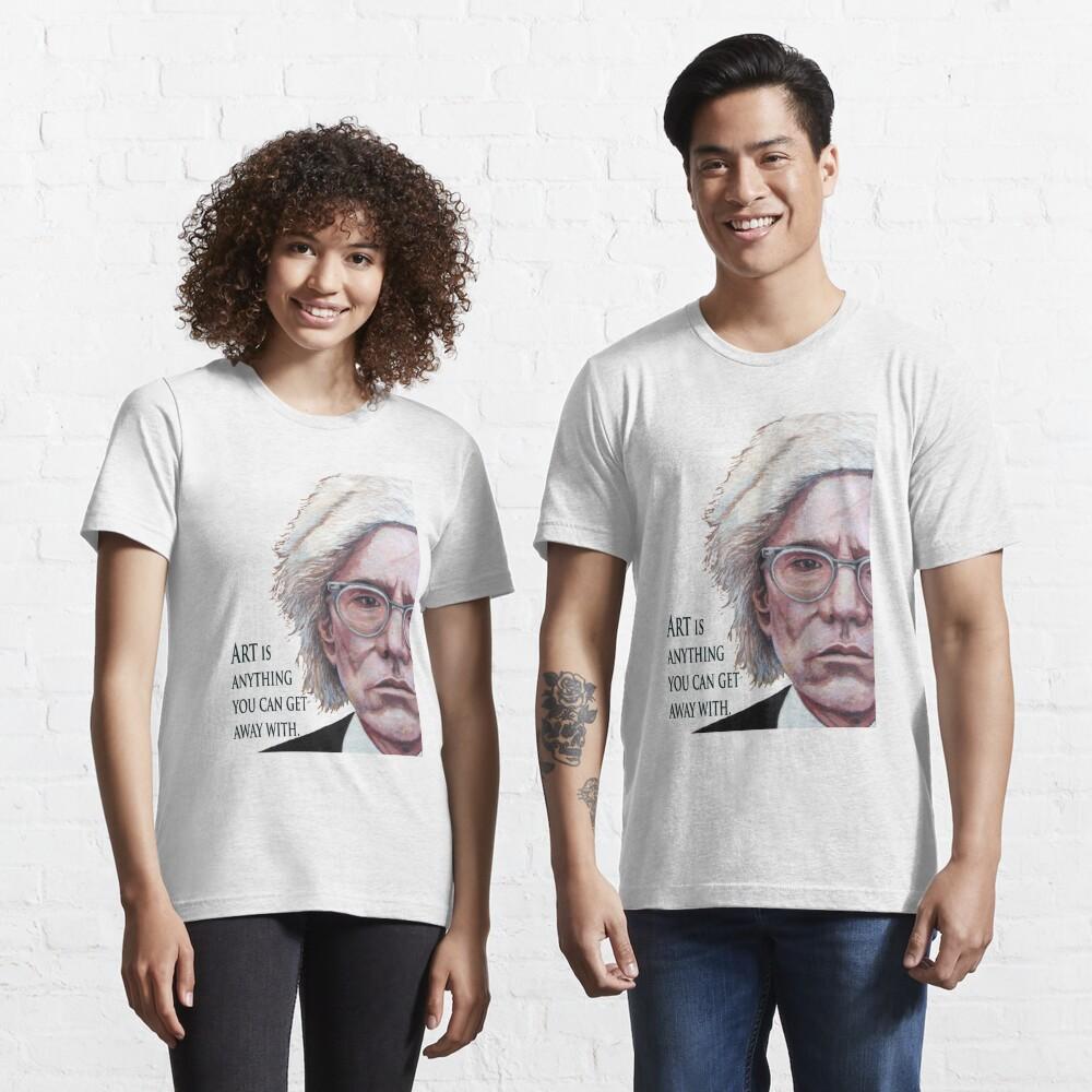 Mr. Warhol Essential T-Shirt