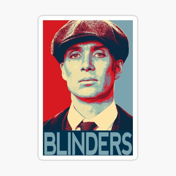 Peaky Blinders / Thomas Shelby / Cillian Murphy Sticker