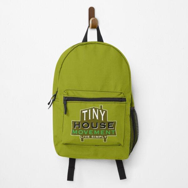 Tiny House Big Home - Big Home Tiny House - Tiny House Festival - Tiny House Dream Backpack
