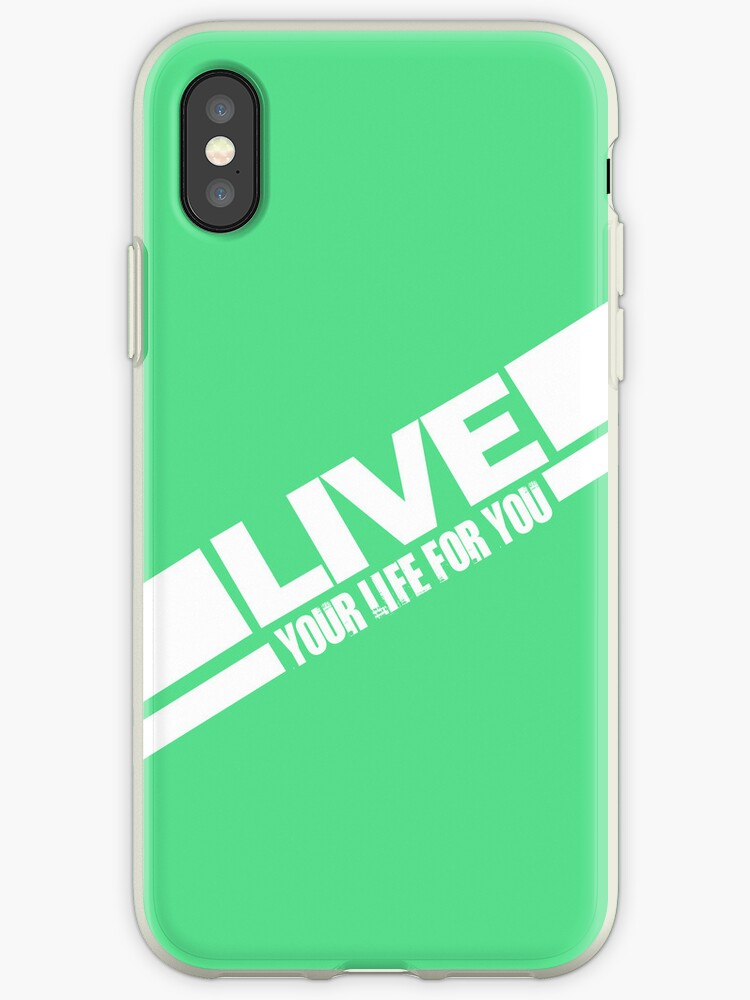 LIVE YOUR LIFE by ctdgraphicx