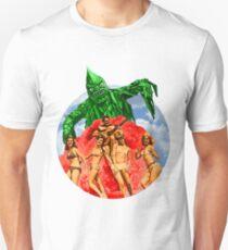Beach Girls and the Monster Unisex T-Shirt
