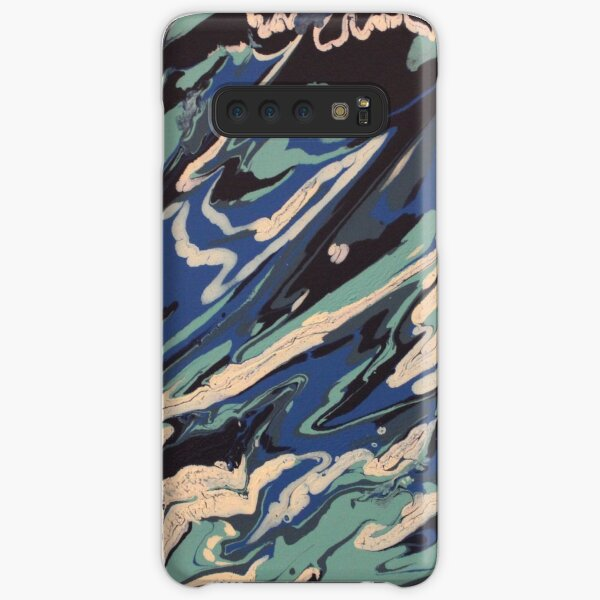 Wishy Washy Painting 2 Samsung Galaxy Snap Case