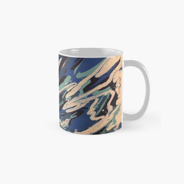 Wishy Washy Painting 2 Classic Mug