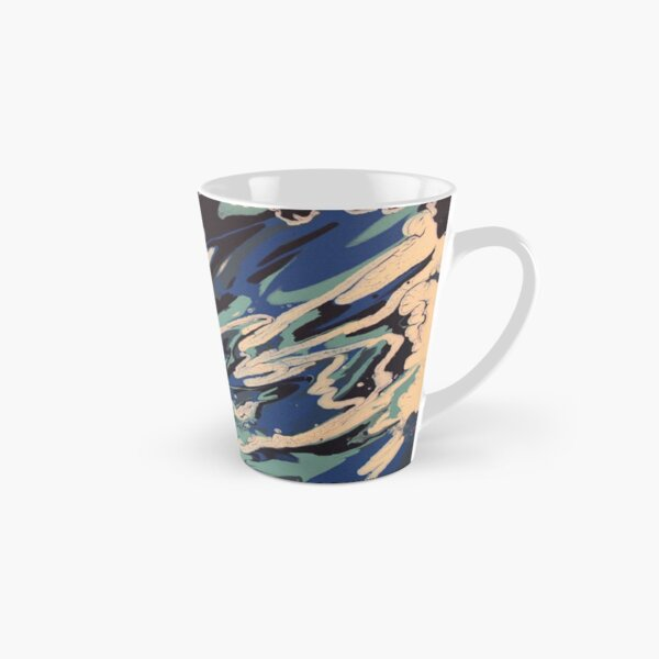 Wishy Washy Painting 2 Tall Mug