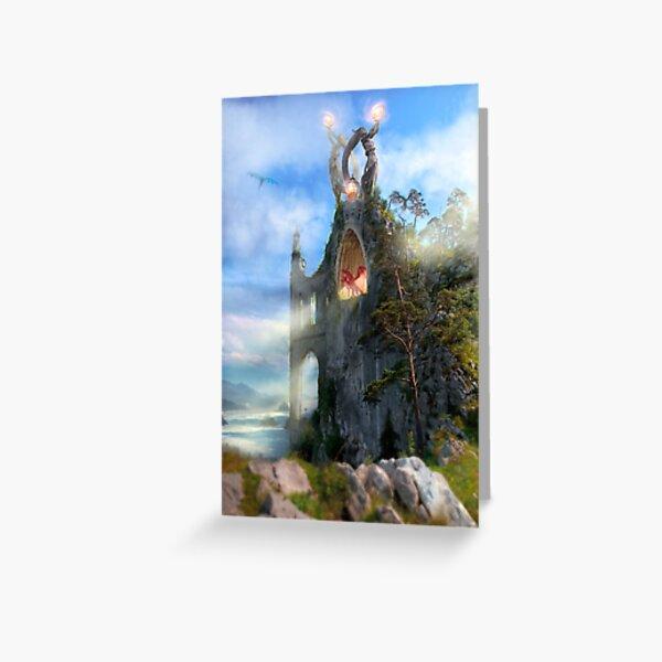 The Sentinels Greeting Card