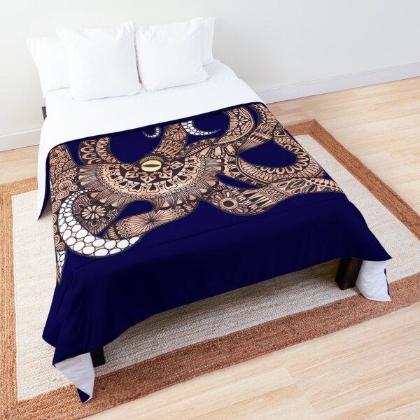 Octopus Comforter
