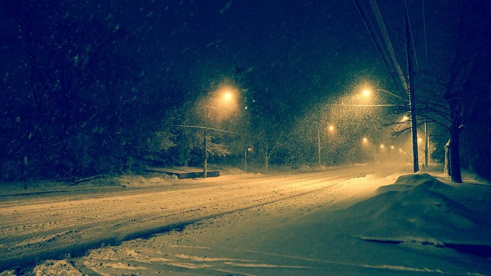 Winter Tempest by eurodak