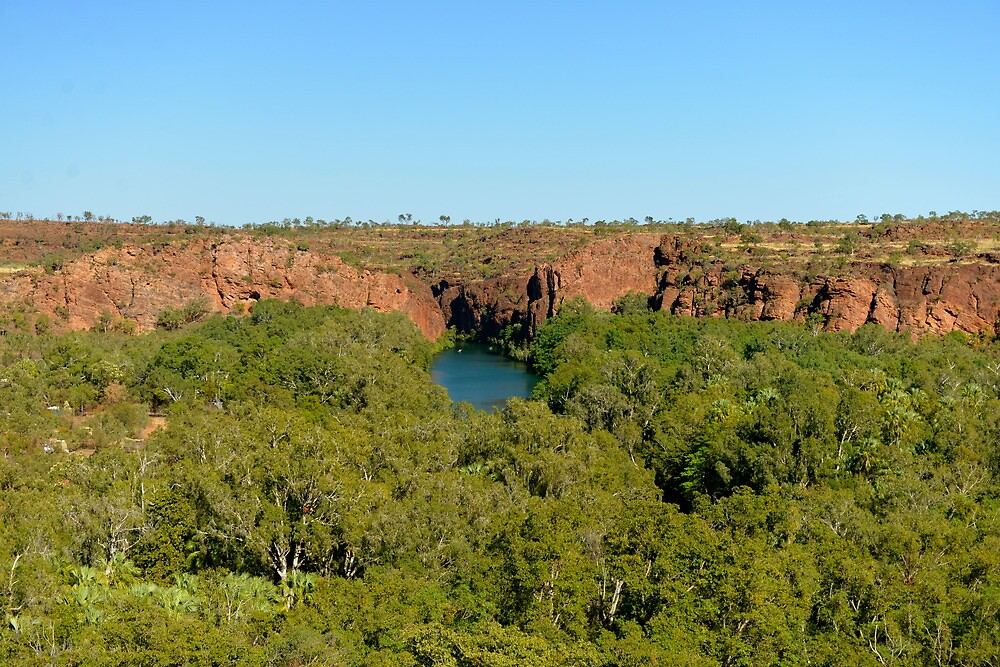 Boodjamulla National Park by styles