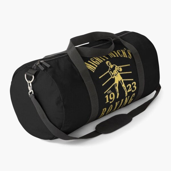 Mighty Mick's Boxing Gym Duffle Bag