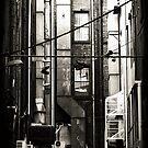 Melbourne Vintage  by Internal Flux