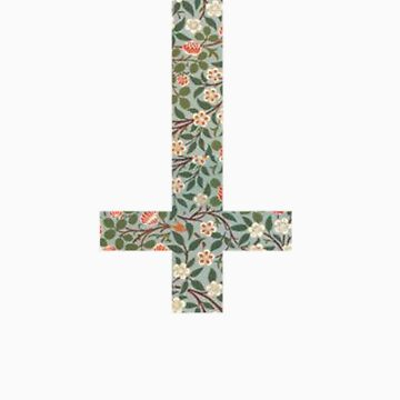 Floral Cross by Trap