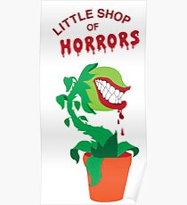 Little Shop Of Horrors Poster