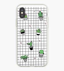 little plants iPhone Case