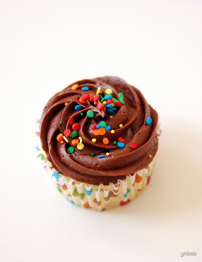 Chocolate Cupcake by yobab