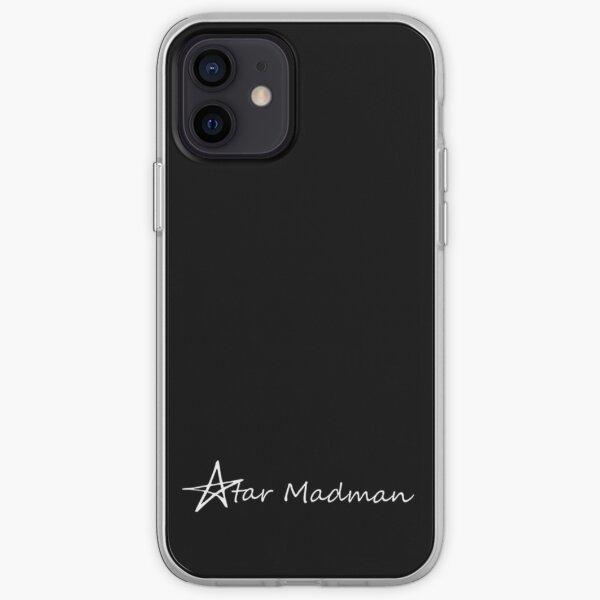 Star Madman Name Logo iPhone Soft Case